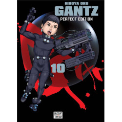 GANTZ PERFECT T10