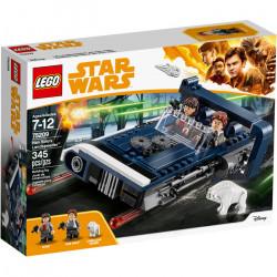 HAN SOLO LANDSPEEDER SOLO STAR WARS LEGO BOX 75209
