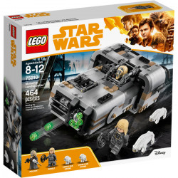 MOLOCH'S LANDSPEEDER SOLO STAR WARS LEGO BOX 75210