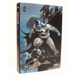 BATMAN SILENCE RECUEIL + JAQUETTE EXCLUSIVE EDITION LIMITEE DEDICACEE PAR JIM LEE