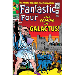 TRUE BELIEVERS FANTASTIC FOUR COMING OF GALACTUS 1