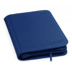 ZIPFOLIO XENOSKIN BLUE 4 POCKET