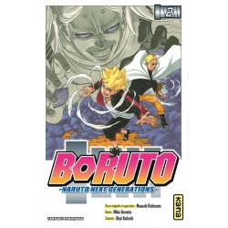 BORUTO - NARUTO NEXT GENERATIONS T2