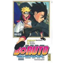 BORUTO - NARUTO NEXT GENERATIONS -, TOME 4