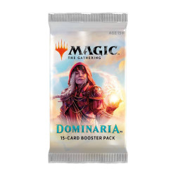 DOMINARIA BOOSTER MAGIC THE GATHERING