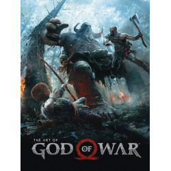 ART OF GOD OF WAR