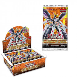 YU GI OH LES FLAMMES DE LA DESTRUCTION BOOSTER