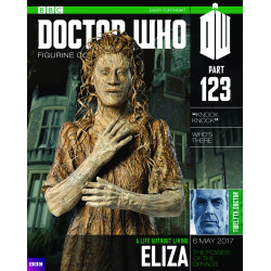 ELIZA DOCTOR WHO COLLECTION NUMERO 123