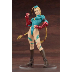 CAMMY ALPHA COSTUME STREET FIGHTER BISHOUJO STATUE