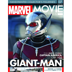 GIANT MAN FROM CIVIL WAR MARVEL MOVIE COLLECTION RESINE FIGURE NUMERO SPECIAL 7