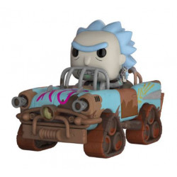 MAD MAX RICK RICK AND MORTY POP! ANIMATION VYNIL FIGURE