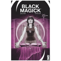 BLACK MAGICK - TOME 01