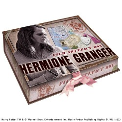 HARRY POTTER - HERMIONE GRANGER - ARTEFACT BOX