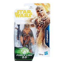 CHEWBACCA STAR WARS FORCE LINK 2.0 ACTION FIGURE