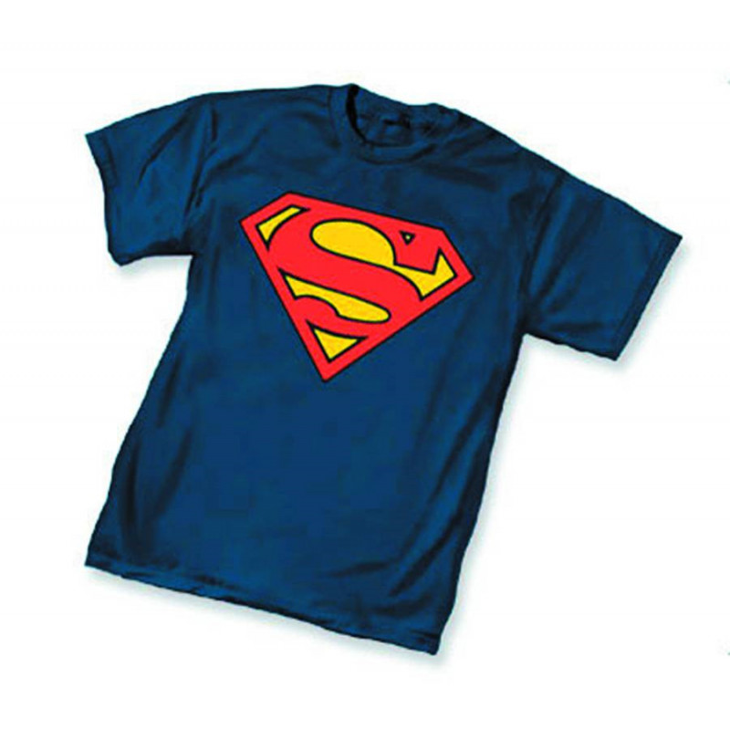 Superman Symbol Dc Comics T Shirt Size Large Album Comics
