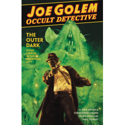 JOE GOLEM OCCULT DETECTIVE HC VOL 2 OUTER DARK