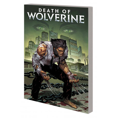 DEATH OF WOLVERINE COMP COLL