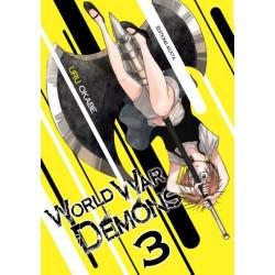 WORLD WAR DEMONS - TOME 3