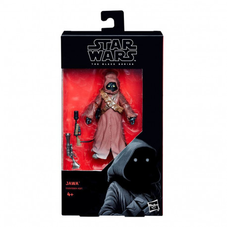 JAWA STAR WARS THE BLACK SERIES 6 INCH ACTION FIGURE