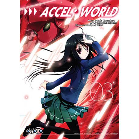 ACCEL WORLD T3