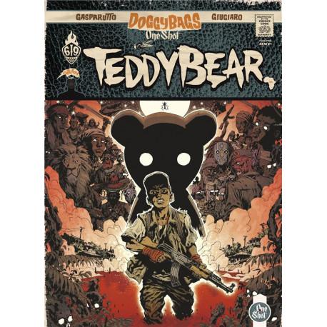 DOGGYBAGS PRESENTE TEDDY BEAR