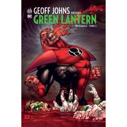 GEOFF JOHNS PRESENTE GREEN LANTERN INTEGRALE 3