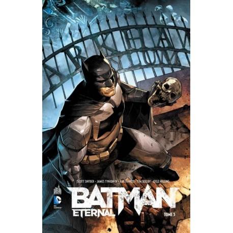 BATMAN ETERNAL T3