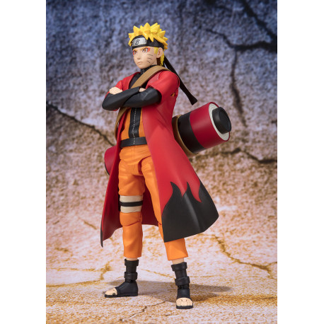 NARUTO SAGE MODE ADVANCED SH FIGUARTS NARUTO ACTION FIGURE