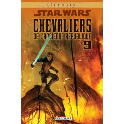 STAR WARS - CHEVALIERS DE L'ANCIENNE REPUBLIQUE T09. NED