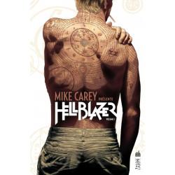 MIKE CAREY PRESENTE HELLBLAZER