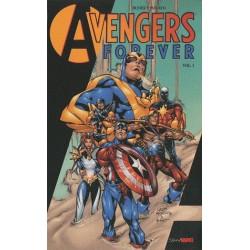 AVENGERS FOREVER T01