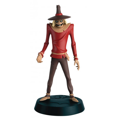 SCARECROW BATMAN THE ANIMATED SERIES FIGURINE COLLECTION SERIES 2 NUMBER 2