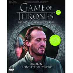 BRONN GAME OF THRONES COLLECTION NUMERO 54