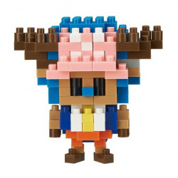 CHOPPER NANOBLOCK BUILDING BLOCK SET ONE PIECE