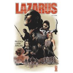 LAZARUS - TOME 06