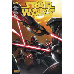 STAR WARS N 7 (COUVERTURE 2/2)