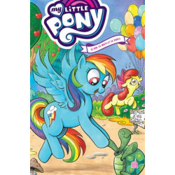 MY LITTLE PONY VOLUME 4