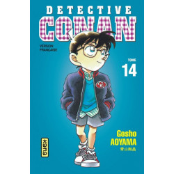DETECTIVE CONAN T14