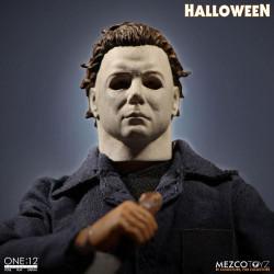 Michael Myers Halloween action figure one:12 15 cm