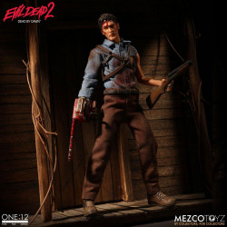 Ash Evil Dead one:12 Action figures 17 cm