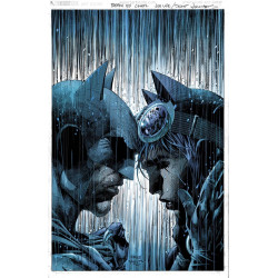 BATMAN 50 LEE VAR ED