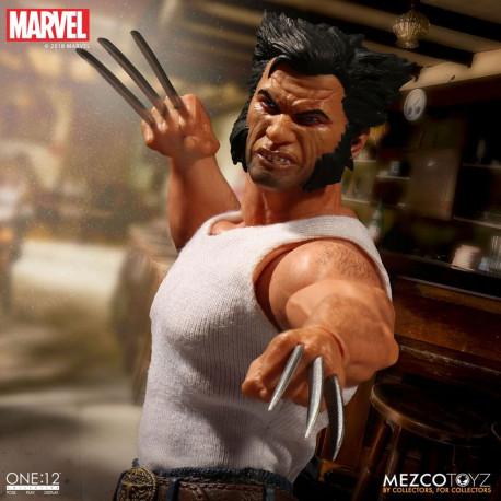 Logan Marvel Universe One:12 Action figures 16 cm