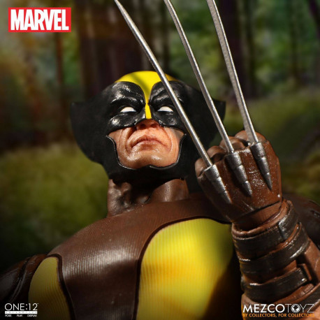 Wolverine Marvel Universe One:12 Action figure 15 cm