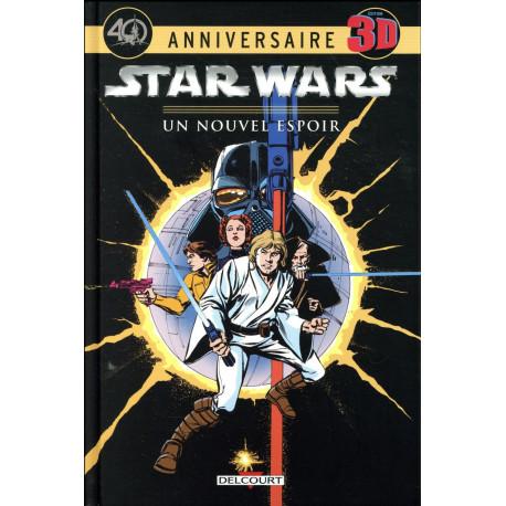 STAR WARS - UN NOUVEL ESPOIR - EDITION SPECIALE 3D