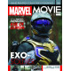 EXO SOLDIER MARVEL MOVIE COLLECTION RESINE FIGURE NUMERO 56