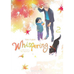 WHISPERING, LES VOIX DU SILENCE - TOME 2