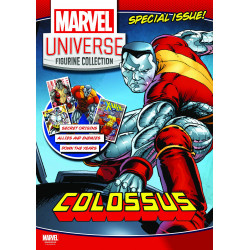 COLOSSUS MARVEL UNIVERSE FIGURINE COLLECTION SPECIAL 2