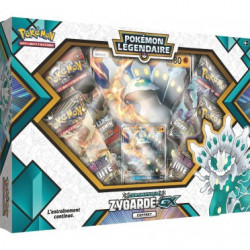 ZYGARDE COFFRET GX POKEMON JUIN 2018