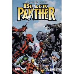 BLACK PANTHER PAR CHRISTOPHER PRIEST T02