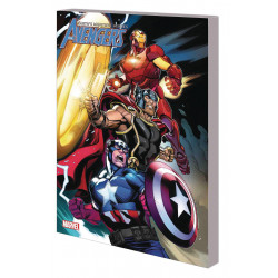 AVENGERS BY JASON AARON TP VOL 1 FINAL HOST